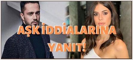 Murat Boz'dan Deren Talu ile aşk iddialarına yanıt!